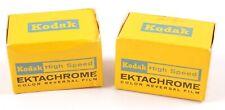 2) Kodak High Speed EH 135 -20