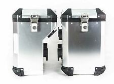Brooks Pannier system (Left+Right Bags) for BMW F800/F800GS/F700GS/F650GS