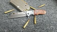 Boker Tactical CLEAVER Pocket Knife Razor Assisted Open Folding Blade EDC