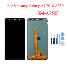 LCD Display+Touch Screen For Samsung Galaxy A7 2018 A750F SM-A750F Black