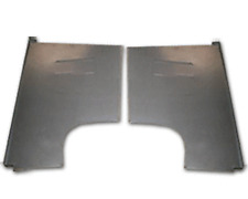 1946-62 Jeep Wagon & Pickup Front Floor Pans Pair NEW!!