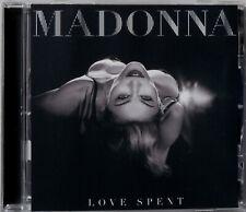 MADONNA * LOVE SPENT * US 10 TRK PROMO * HTF! * WILLIAM ORBIT * MDNA ERA