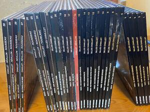 Chaillet: VASCO 1-30 Hardcover; Kult-Editionen/Finix, ungelesen neuwertig !!!