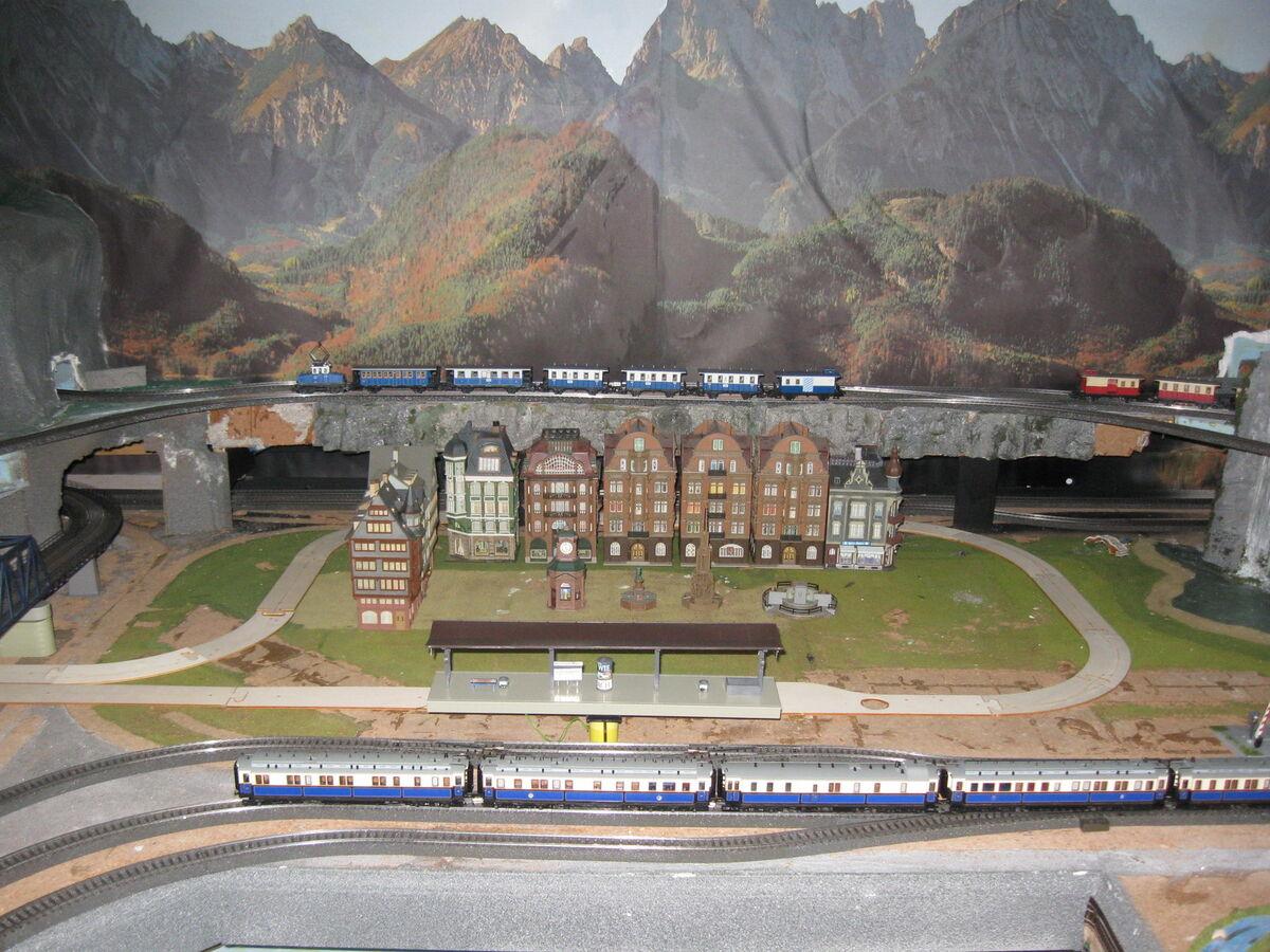 gps_97 Trains