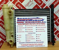 0104.3013 RADIATORE RAFFREDDAMENTO FIAT UNO FIRE 999 CC.