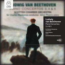 Piano Concertos 3 4 & 5, New Music