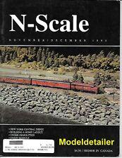 N-Scale V5N6 Scratchbuilding Wood Chip Cars Raccoon Mountain Bachmann GP50 U36B