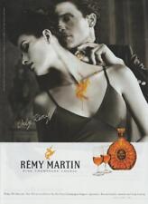 Rémy Martin Fine Champagne Cognac MAGAZINE PRINT AD XO Special Decanter Rare