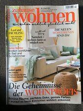 zuhause Wohnen ~  04/2021 ~ Die Geheimnisse der Wohnprofis!