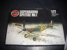 AIRFIX  SUPERMARINE SPITFIRE MK I  PLASTIC MODEL 1/72