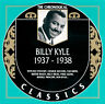 BILLY KYLE 1937-38 CLASSICS CD NEW SEALED LONG OUT OF PRINT