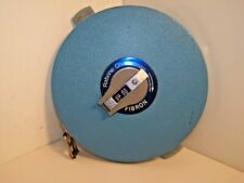Vintage Rabone Chesterman 100ft Tape Measure