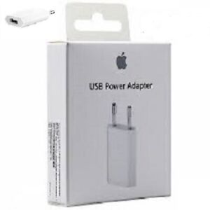 Apple 5W USB Leistung Adapter Ladegerät Akkü USB