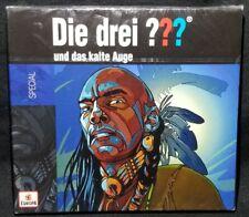 Die drei ??? Audio CD und das kalte Auge, Limited Edition, Digipak, 2013 DAMAGED