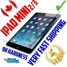 For iPad MINI 1 2 3 Screen Protector Tempered Glass - ULTRA CLEAR - PREMIUM