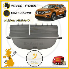 PARCEL SHELF LOAD LUGGAGE COVER BLIND BLACK FOR NISSAN MURANO 2015+