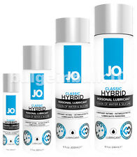 System JO Classic Hybrid Water & Silicone Based Lube Lubricant - Choose Size