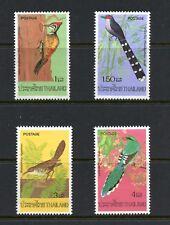 Thailand 1976 #784-7   birds    4v.  MNH   K954