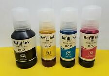 400ml refill dye ink normal impressions for Eco tank Compatible ET printers