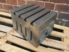 Norvic 310mm x 260mm x 230mm Cast Iron Cube Milling Drilling Machine AP74