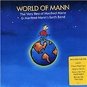 Manfred Mann - World of Mann (The Very Best of & 's Earth Band, 2006)