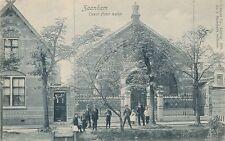 ZAANDAM – Czaar Peter Huisje – Netherlands – udb (pre 1908)