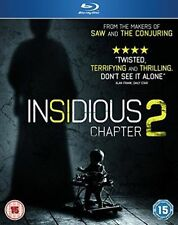 Insidious - Chapter 2 [Blu-ray], DVD | 5055744700100 | New