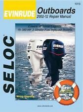 New Seloc Evinrude Outboard Motor Engine Repair Manual Sec 1313