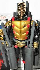GI JOE convention DESTRO v13 2005 m.a.r.s. invades COMPLETE con iron grenadier