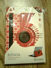 ROTATA 360 Degrees Rotating Case Cover w/ Stand for Apple iPad Air 2, 3, & 4