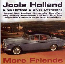 Small World Big Band More Friends - Holland Jools CD