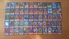 YuGiOh Orica/Anime Style Exodia und Götterkarten Deck/Set 60 Karten