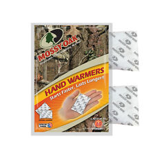 Mossy Oak Hand Warmers 40 pair Last up to 10 Hours M353BX