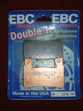 Harley Davidson FXSB  Breakout 2015 FA296 HH Sintered Front Brake Pad New,