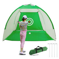 2M Tent Exercise Equipment Training Cage Golf Practice Net Bull's-eye Cloth