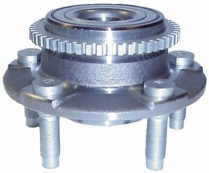 Axle Hub Assembly-Wheel Bearing And Hub Assembly Front fits 94-04 Ford Mustang