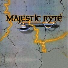 MAJESTIC RYTE - Same (NEW*LIM.500*US PROG/POWER METAL *88*FATES WARNING)