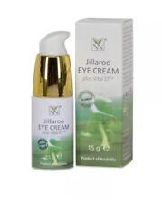 Jillaroo Natural Eye Cream  Retinol, Organic Avocado, Ginseng NIB