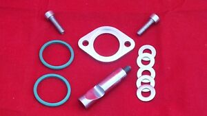BOOST PIN + TUNING SPACER Land Rover Defender- Bosch VE pump 200/300 Tdi