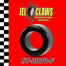 ST 2070-F 1/64 HO Scale Slot Car -Front Tire Fits Tyco Magnum 440-X2 Mega G Tomy