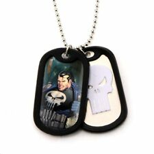 Marvel The Punisher Dog Tag Necklace