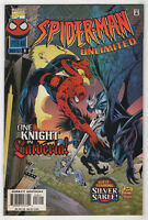 Spider-Man Unlimited #16 (May 1997, Marvel) [Silver Sable] Bennett, Daniel v