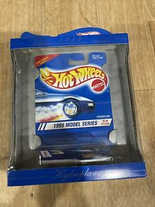 309/2 HOT WHEELS 1995 #1 HYDROPLANE 30TH ANNIVERSARY SPECIAL PACKAGE COLLECTIBLE