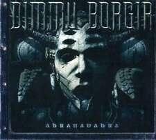 Dimmu Borgir - Abrahadabra CD 2010 digi black metal Norway Nuclear Blast