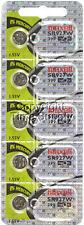 Maxell 399 SR927W SR927 V399 D399 W Watch Battery 0% MERCURY (5PC)
