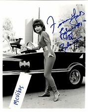 Francine York Lydia Limpet Batman Autographed Signed 8x10 Photo COA #4
