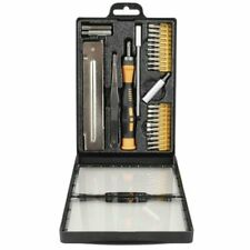 Gaming Console Improvement Repair Precision Complete Tool Kit with Carry Case