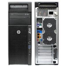 HP Z620 Workstation Dual Xeon E5-2620 16GB DDR3 RAM 1TB HDD, Pro PC, Warranty