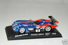 PANOZ LMP01 édition 2002 des 24 heures du Mans