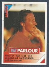 PANINI SUPERPLAYERS 1996 #012-ARSENAL-RAY PARLOUR